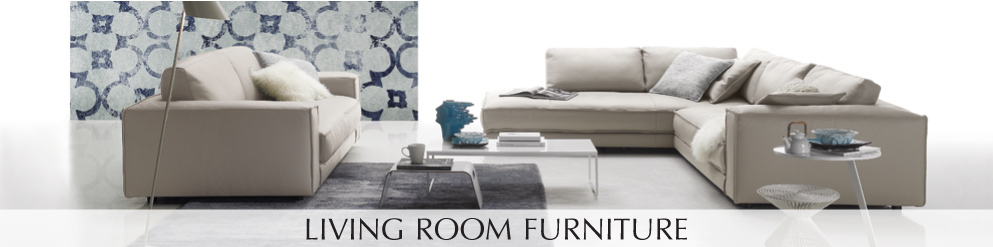 Modern Living Room Furniture| Contemporary Designer Living Room ...