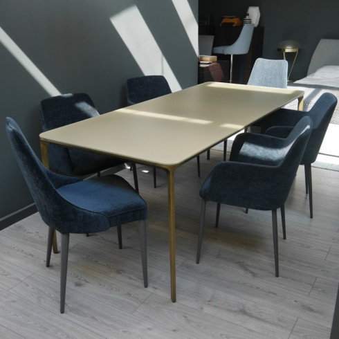Ex-Display: Set of 6 Penelope/Dolce Dining Chairs