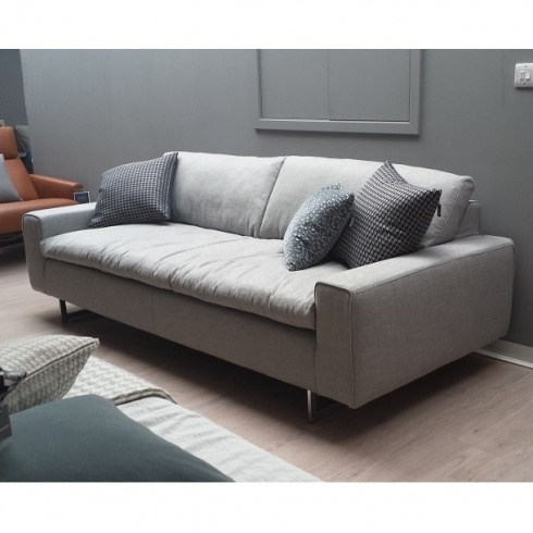 Ex-Display: Nova Italian Sofa, 3 Seater