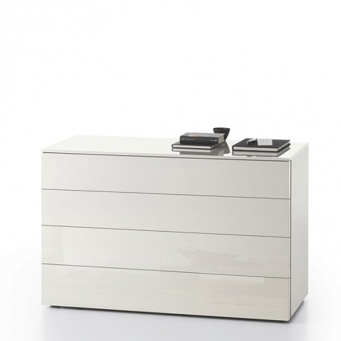 Bond 4 Drawer Chest. L90xH67cm. (BD67C)