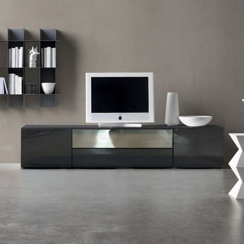 Ex-Photo Shoot: Space TV Unit L240cm
