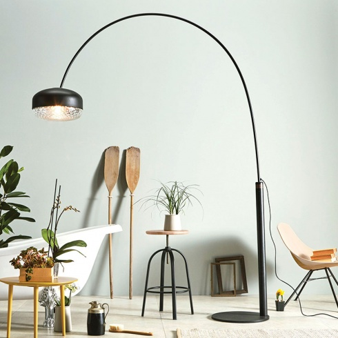 Glassworks Floor Lamp
