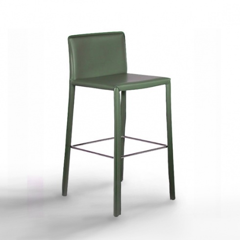 Linea Low Barstool