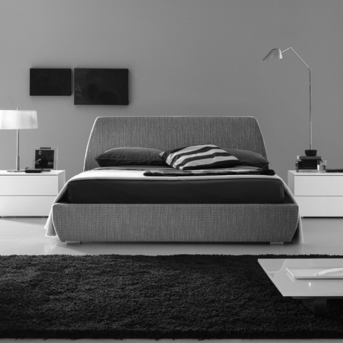 Ex-Display: Mellow Storage Bed with Mattress