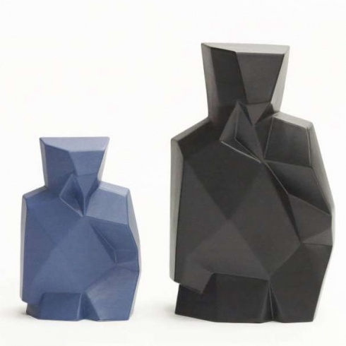 Robot Ceramic Men, Set of 2