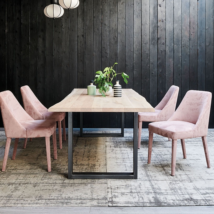 Link Dining Table Solid Oak