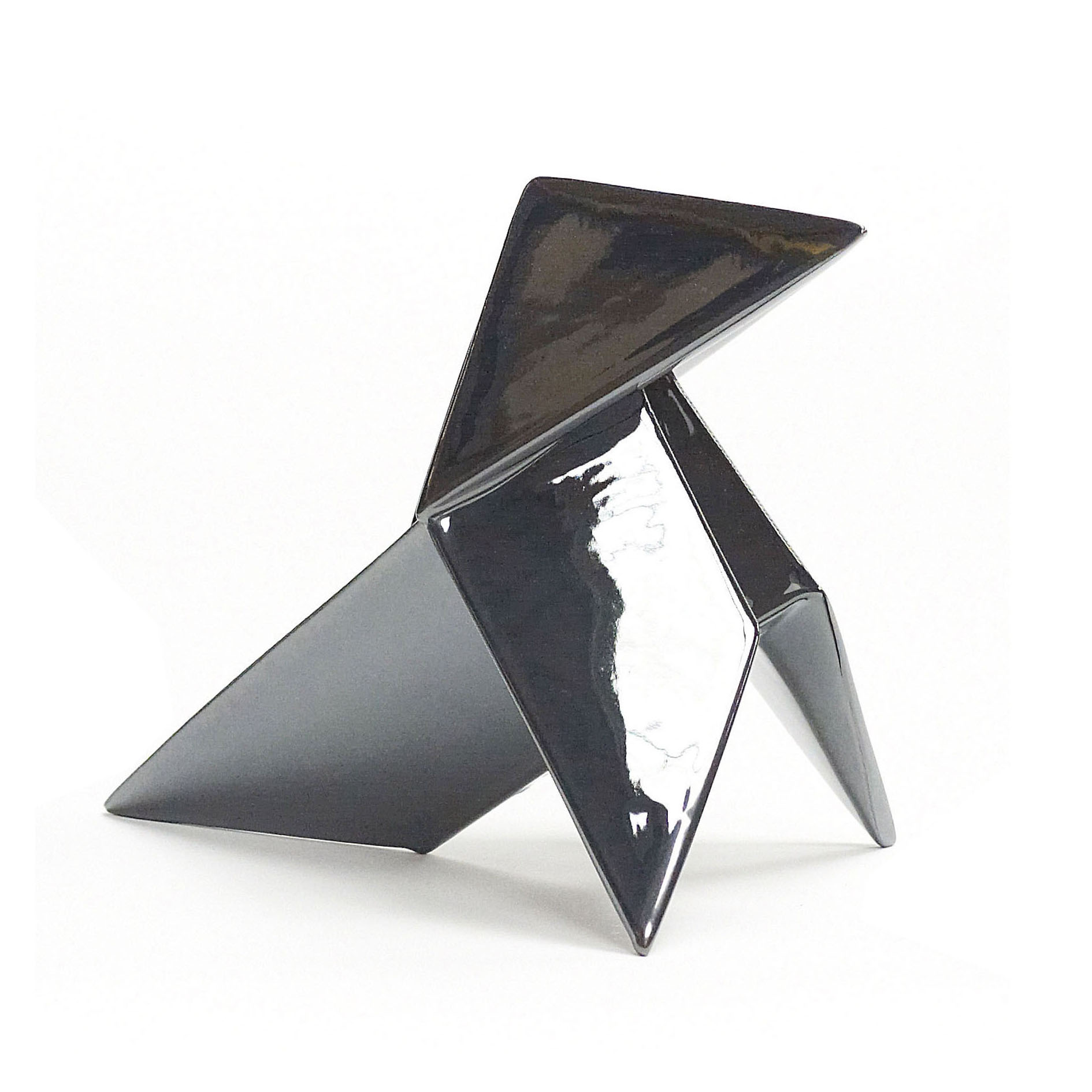 Ceramic object medium h21cm origami ceramic object medium h21cm jeuxipadfo Choice Image