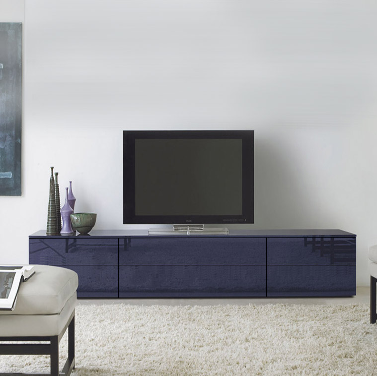 What Are Modern Living Room Units And Drawers Made From