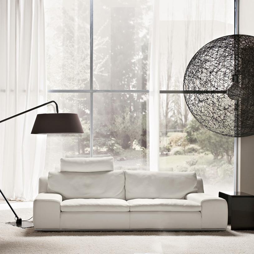Italian Designer Leather Sofa Sofa Design