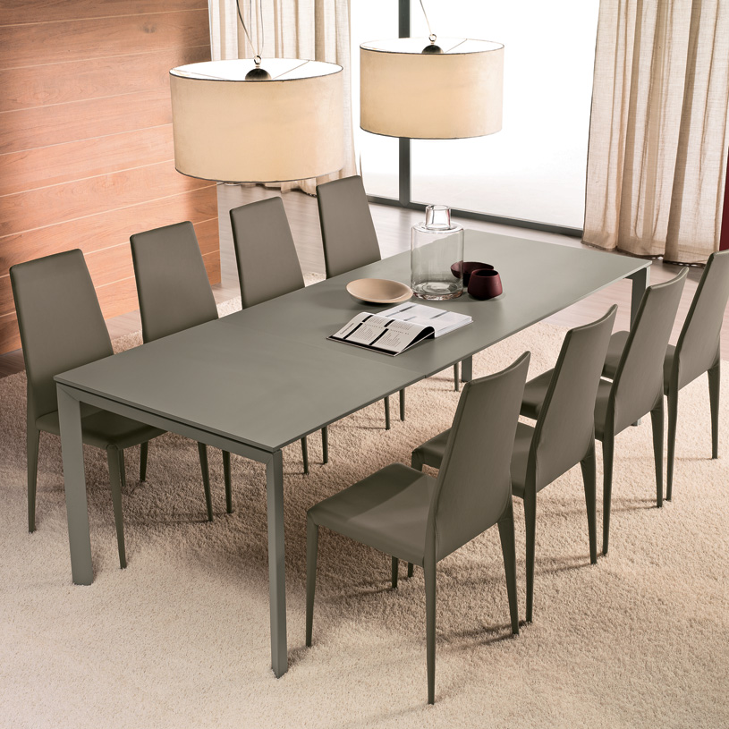 Metal Top Dining Table : ... Perfect Dining Room Table Dining Table Metal Top. Huntingbows.co