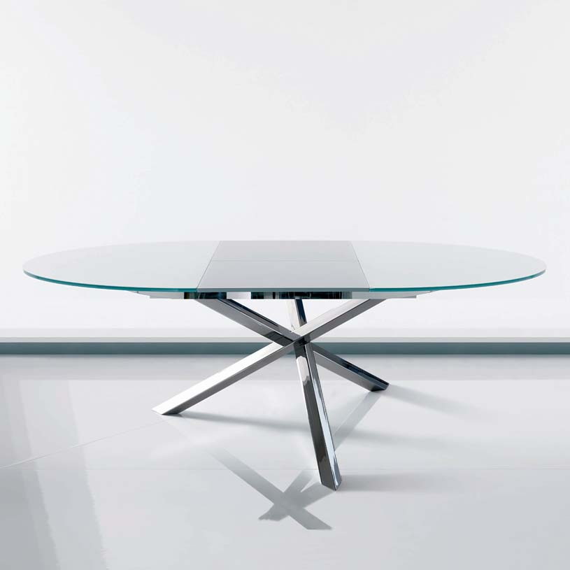 Stunning Modern Round Glass Dining Table 815 x 815 · 52 kB · jpeg