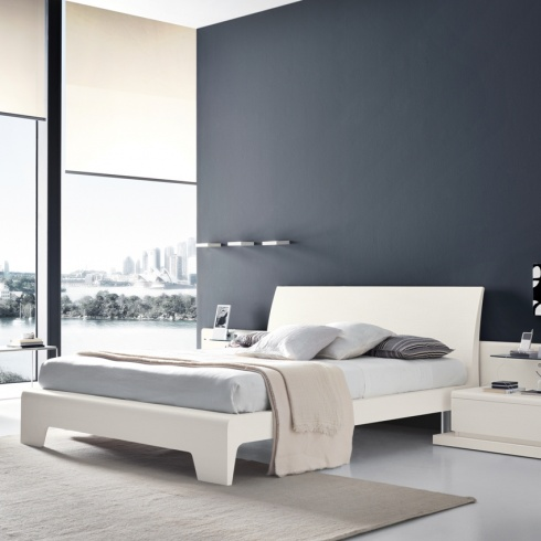 Graffiti Modern Italian Bed King/Super King Size - Am