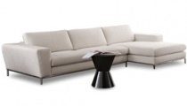 Aria Corner Sofa (Adjustable Headrest)