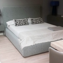 Ex-Display: Sienna Bed with Storage (UK King Size)