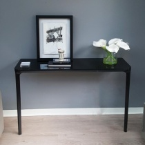 Ex-Display: Fino 2 Leg Console Table (Wall Mounted)