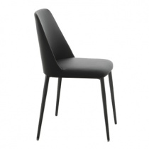 Dolce Italian Dining Chair (without arms)