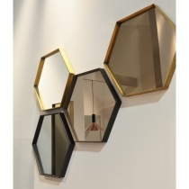 Jupiter Hexagon Mirror