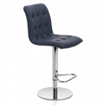 Leoni Barstool, Chrome Gas Lift