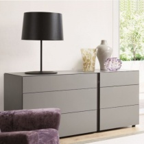 Muse 6 Drawer Chest. H70cm. (MU70)