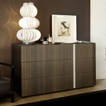 Muse 6 Drawer Chest. H78cm. (MU78)