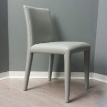 In Stock: Nina Dining Chair, Light Grey