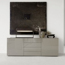 Space Sideboard, 4 Drawer, 2 Door (SS180E) 180cm