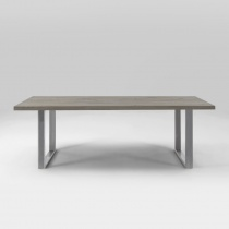 Link Dining Table, Solid Oak