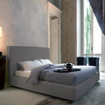 Sienna Bed, H120cm (Optional Storage)