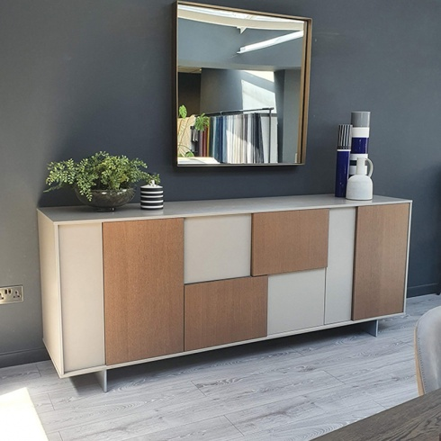 Ex-Display: Henrik Sideboard, Matt Lacquer & Castoro Oak