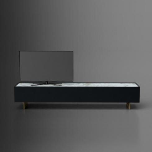Heath TV Unit, Lacquer