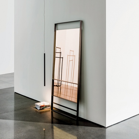 Jupiter Deco Rectangle Mirror
