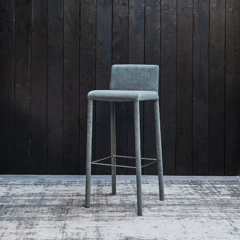 Linea High Barstool