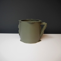 Khaki Toby Ceramic Object