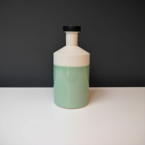 Menta Colour Block Ceramic Object, H21cm