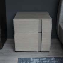 Ex-Display: Muse Bedside Tables (Set of 2)