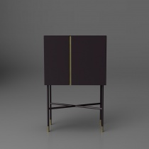 Circus Cocktail Cabinet, Lacquer