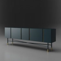 Circus Sideboard, Lacquer