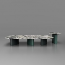 Versa Coffee Table (Lacquer Base)