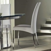 Ex-Display: Set of 10 Eros dining chairs