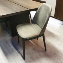 Ex-Display: Set of 8 Form dining chairs