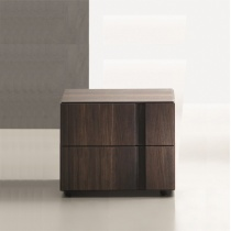 Ex-Display: Muse 2 Drawer Bedside Table
