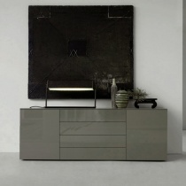 Ex-Display: Space Sideboard, High Gloss
