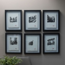 Ex-Display: OC Serie Artwork by Oscar Cabana, Set of 6