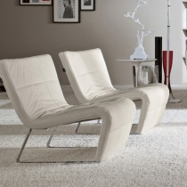 Roulette Modern Armchair